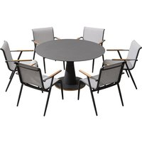 Product photograph showing Milan Dining Armchair