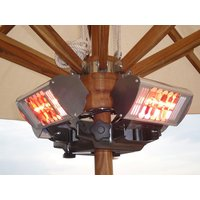 Product photograph showing Heatwave Parasol Heater