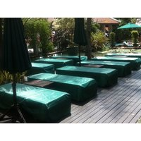 Product photograph showing Sun Lounger Covers