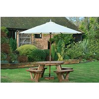 Round 8 Seater Picnic Table | FSC® Certified