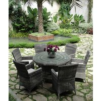 Avery Luxury Rattan Set