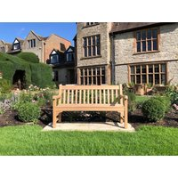 Product photograph showing Rochester 1 5m Bench Fsc Certified