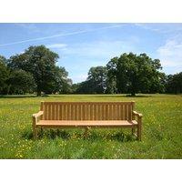 Britannia Teak Bench  240cm | FSC® Certified