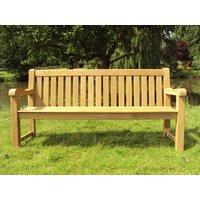Britannia Teak Bench 150cm   FSC® Certified