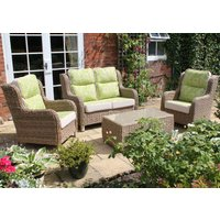 Product photograph showing Canterbury 2 Seater Sofa Suite