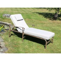 Product photograph showing Casino Chaise Lounge