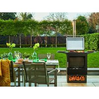 Product photograph showing Heat And Grill Heater And Bbq