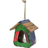 Cubby House Bird Feeder