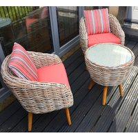 Product photograph showing Fiji Bistro Chair Set