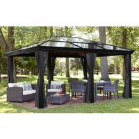 Product photograph showing Four Seasons Sedona Gazebo 3 65 X 4 86m - Ex Display