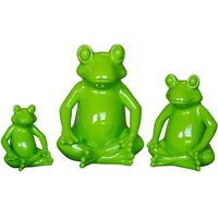 Product photograph showing Frog Garden Ornament