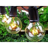 Product photograph showing Solar String Lights