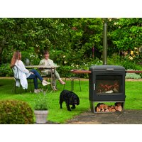 Product photograph showing Garden Party Heater And Bbq