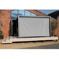 Product photograph showing Galaxy Gazebo Side Screens Only - 3 5 X 5 4m