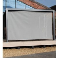 Product photograph showing Galaxy Gazebo Side Screens Only - 3 5 X 7 2m