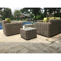 Product photograph showing Fiji 2 Seater Sofa Suite