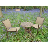 Product photograph showing Sling 2 Seater Bistro Set
