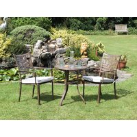 Leaf 2 Seater Bistro Set