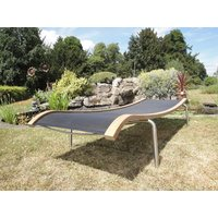 Product photograph showing S Line Lister Sun Lounger