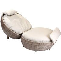 Product photograph showing Luxor Magic Apple Lounger - Ex Display