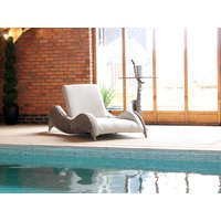 Product photograph showing Luxor Sun Lounger - Ex Display