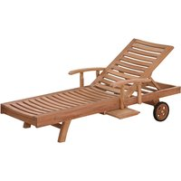Product photograph showing Maddison Sun Lounger