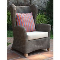 Martine Wing Back Chair
