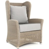 Martine Wing Back Chair | Willow
