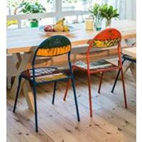 Product photograph showing Metal Bistro Chair