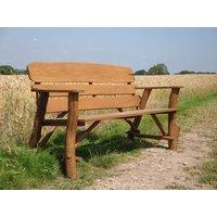 Oak Bench 170cm
