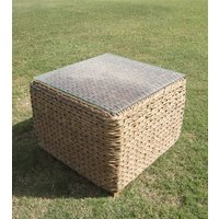 Product photograph showing Montana Side Table - Outdoor