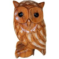 Product photograph showing Owl Ornament