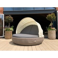 Product photograph showing Pacific Rotating Sun Lounger