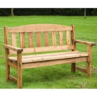 Product photograph showing Pine Arden Bench Fsc Certified