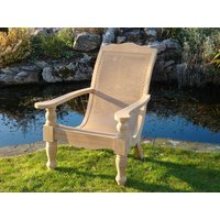 Colonial Planter Chair