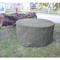 Product photograph showing Round Table Cover Medium