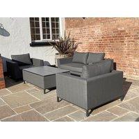Product photograph showing Sicilie Sofa Set