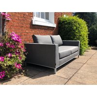Product photograph showing Sicilie Lounge Two Seater Sofa
