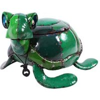 Terence The Turtle Drinks Cooler Green