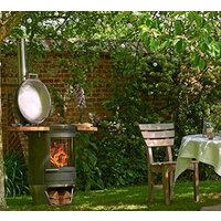 Terrace Gourmet Heater and BBQ