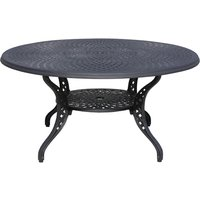 Tudor Aluminium Table - 1.5m Diameter