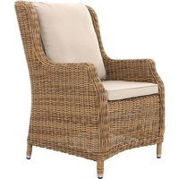 Product photograph showing Willow Dining Armchair