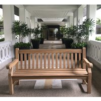 Product photograph showing Winchester Parkside Bench 1 8m Fsc Certified