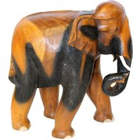 Product photograph showing Elephant Ornament