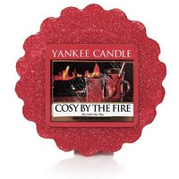 Yankee Candle Duftwachs Tart Cosy by the fire 22 g