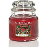 Yankee Candle Duftkerze Red Apple Wreath 411 g