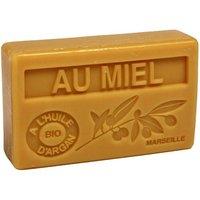 Bio-Arganöl Seife Au Miel (Honig) - 100g
