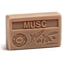 Bio-Arganöl Seife Musc (Moschus) - 100g