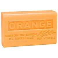 Provence Seife Orange (Orangenduft) - Karité 125g