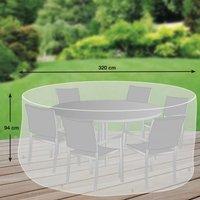 Schutzhaube Premium Polyester für runde Sitzgruppen